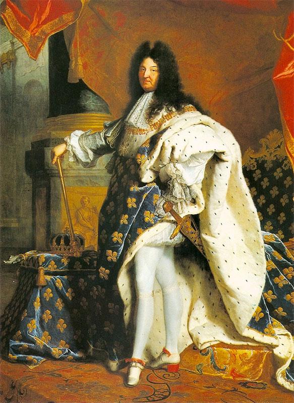 Louis XIV en Champagne
