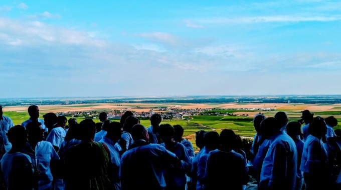 Soirée Chemin Des Vignes 2017 Photo © Susan Adda