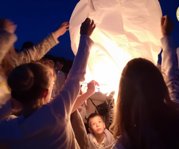 Lâcher De Lanternes Bouzy 2018